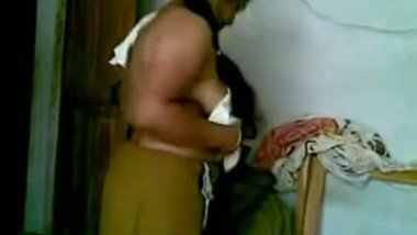 Tamil hot aunty naked exposure to neighbor