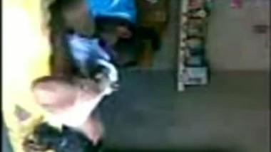 Indian desi Bhabhi from Kanpur getting laid by devar hidden cam video