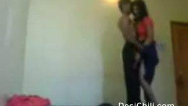 Desi couple stripping free porn tube video