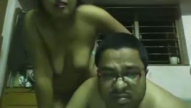 Bengali aunty hungry for hot cam sex