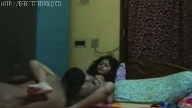 Desi Busty South Indian Girl Banged By Her Lover PART 2
