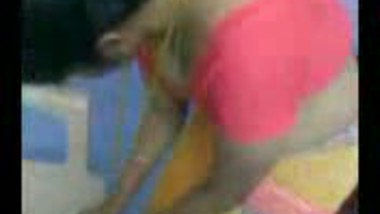 Fsiblog – Mallu bhabi dress changing MMS