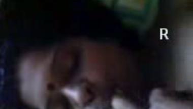 Sleeping wife stripped