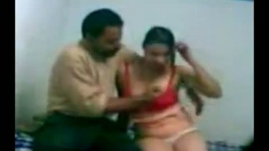Desi Aunty Nude with Lover Get Fucked at Home