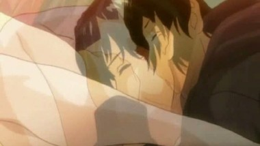 Sensual anime babe gets her wet pussy licked