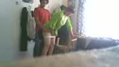 Teen Couple Quickie