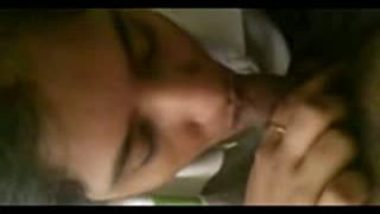 Telugu Student Make Hard Bf Suck Cock