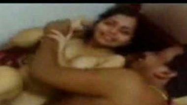 Tamil Couple Get Fuck And Sex Fun