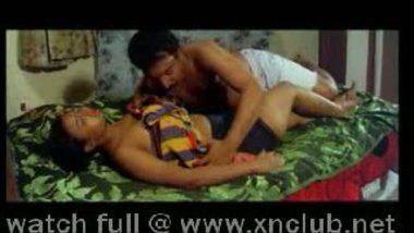 Pure Desi Couple In Bedroom
