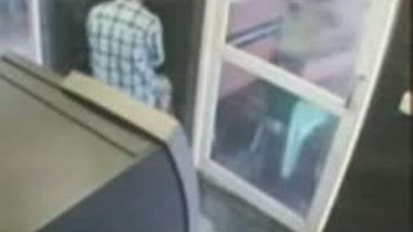 Indian Girlfriend Sex In ATM Room