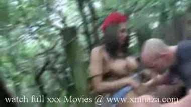 British indian honey outdoor sex