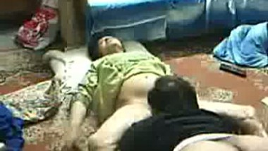 Indian Couple Loves To Fuck On Floor