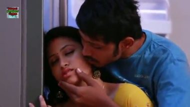 Romantic Telugu couple leaked mms