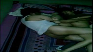 Ranchi desi couple record sensual home sex tape