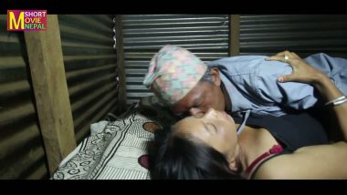 Horny aunty feels sexy with lover in bollywood sex