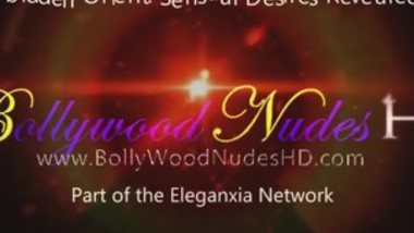 Indian Belly Dancer Strips And Dances For You