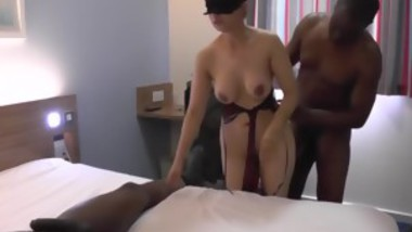 Indian MILF from Milfsexdating Net gets two BBC to work with