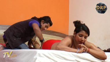 Mallu desi masala aunty asks for male massager
