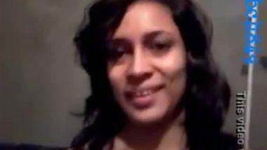 Punjabi bhabhi selfie naked video leaked scandal
