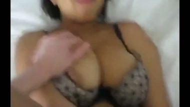 Big boobs office girl hardcore sex with boss in hotel room