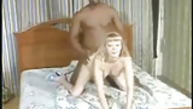 Blonde Teen Loves Indian Cock