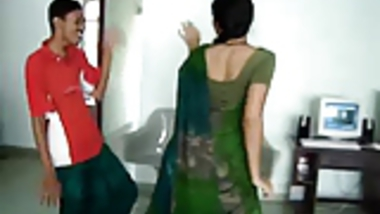 Sexy South Indian hot ass Dance