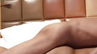 Desi indian colleague fucked hard in hotel room