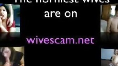 Indian wife cheats on cam with younger guy