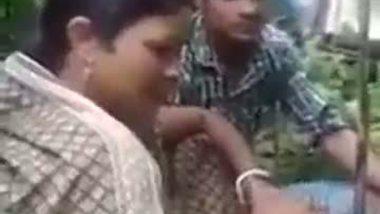 Bengali house wife outdoor xxx sex mms