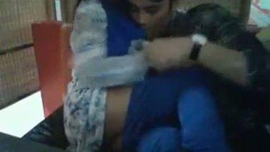 Indian hidden cam sex in a restaurant