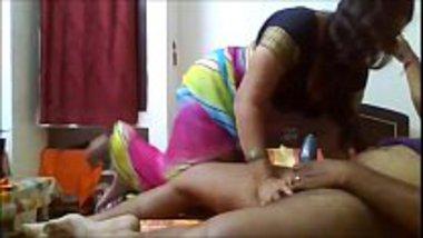 Sexy Telugu aunty banged hard