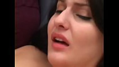 Threesome sex with a desi girl and two black guys