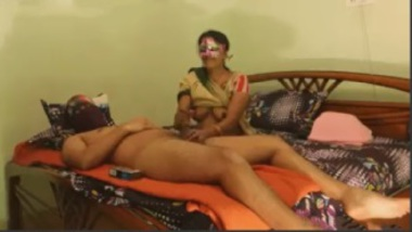 Passionate Love Making Of Telugu Bhabhi