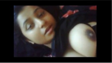 Tamil TV Actress Exposing Big Breasts And Cunt