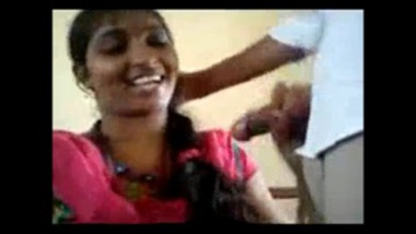 South Indian Girl Stroking Lund Of Her Classmate