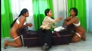 2 Nurse Kavita And Rajita Dominated For Smoking - Part 3