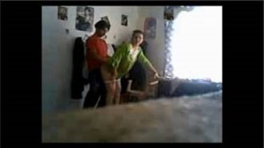 Hot Aunty Banged By young Tenant