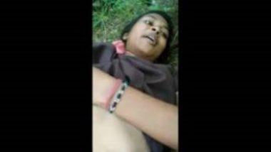 Desi College Girl Fucked In Jungle