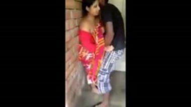 Desi Aunty Getting Banged By Nephews