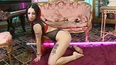 See Shanti at work