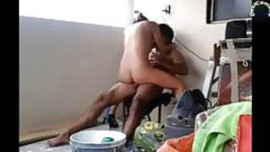 Indian Young Couple Having Hot Sex In The Balcony Amateur Ca