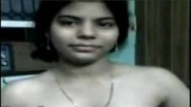 Hot Tamil College Girl Flaunting Boobs To Boyfriend