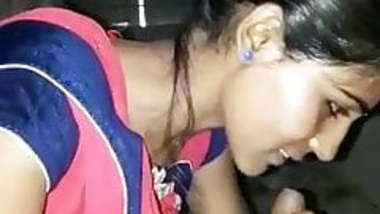 Sexy desi gujrati wife cheating suck her lover cock