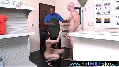 Big Hard Cock For Sexy Naughty Mature Lady (india summer) video-16