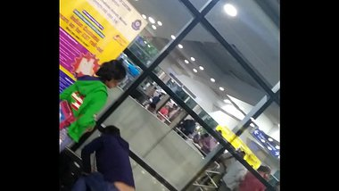desi aunty special show in public place