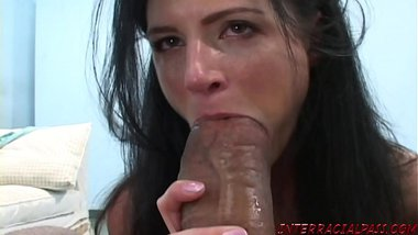 India Summer gets excited for big black cock