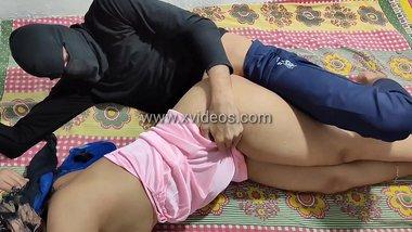 Desi girlfriend Anal fucked hard in ass and by teen boyfriend sex
