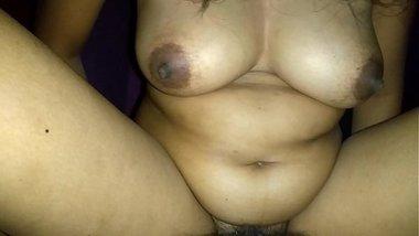 My neighbor sexy boobs bounces riding my cock