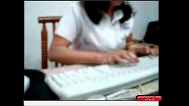 Indian Woman showing her body bf in Office Cam - 38 min