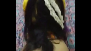 Sexy desi girl in traditional fuck with loud moaning